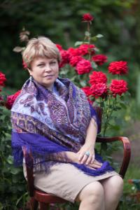 Комарова Елена